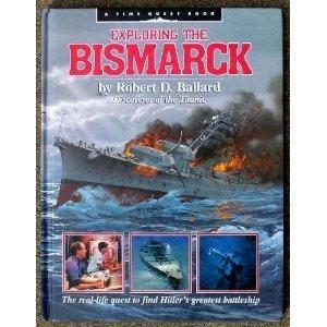 Exploring the Bismarck (A Time Quest Book)