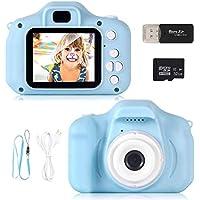 """ZStarlite Cámara Digital para Niños, 1080P 2.0"""" HD Selfie Video Cámara Infantil, Regalos Ideales para Niños Niñas de 3…"""