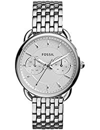 Women's ES3712 Tailor Silver-Tone Stainless Steel Watch