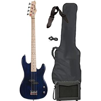 dean starter bass pack with edge 09 bass metallic red musical instruments. Black Bedroom Furniture Sets. Home Design Ideas