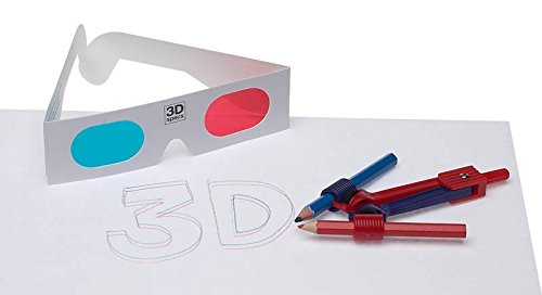 NPW 3D Doodle Drawing Kit Drawing Set (3d Drawing Pad compare prices)