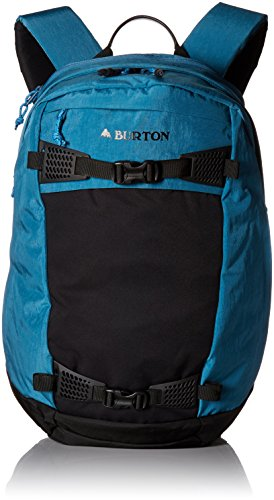 (Burton Multi-Season Day Hiker 28L Hiking/Backcountry Backpack, Saxony Blue, One Size)