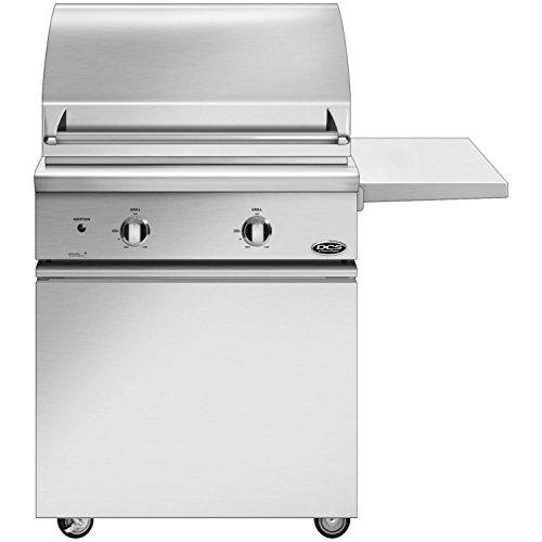 (DCS Series 7 Traditional 30-inch Propane Gas Grill On Css Cart - Bgc30-bq-l)