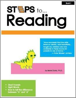 Steps to Reading - Short Vowel Worksheets
