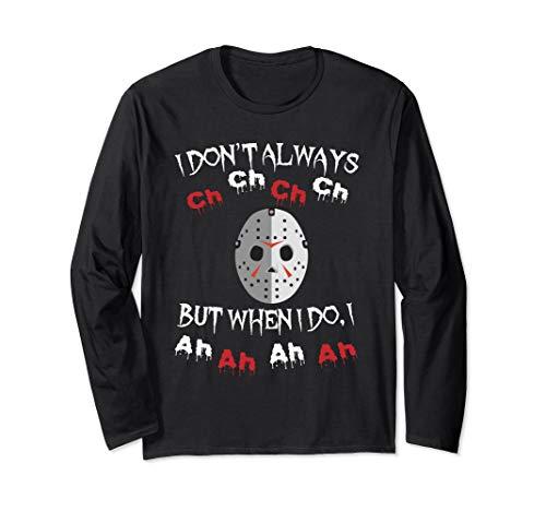 Most Interesting Killer in the World  Long Sleeve T-Shirt -