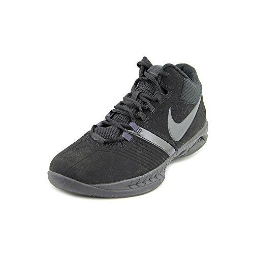(Nike Mens Air Visi Pro V NBK Basketball Shoe (9.5 D(M) US, Black/Anthracite))