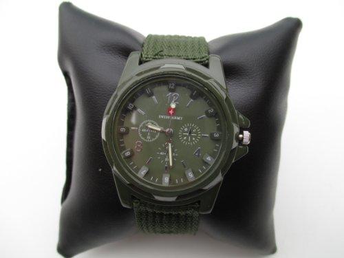 swiss-army-mens-wa2574a-green-fabric-strap-watch