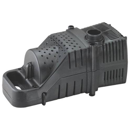 Pondmaster 02670 4800 GPH Pro Hy-Drive Pumps by Danner