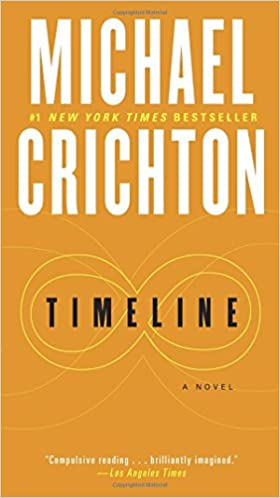 Michael Crichton - Timeline Audiobook