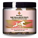 Pure Paw Pure Fish & Lobster Treats, Brain & Heart Healthy Dog Treats
