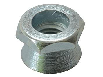 Forgefix SHNT6M Galvanised Shear Nut