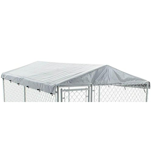American Kennel Club Universal Roof Protects Your Pet From Sun, Rain and Snow ( 6 ft. x 10 ft.)