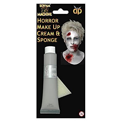 Gris Make Up en tube avec applicateur Halloween Make Up 28ml