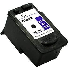 E-Z Ink Remanufactured Ink Cartridge Replacement for Canon PG-210XL (1 Black)