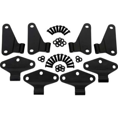 Hinge Set Display - Kentrol Body Hinge Set (8 Pieces) (4 Door) 50581