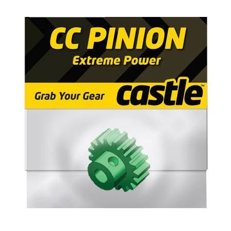 Castle Creations 010-0065-05 CC Pinion 26 Tooth 32 Pitch Toy -