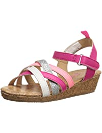 Lana-C Wedge Sandal (Toddler/Little Kid)