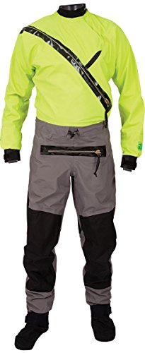 Kokatat Men's Gore-Tex Front Entry Drysuit-Mantis-L