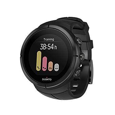 Suunto Spartan Ultra All Black Titanium Multisport GPS Watch (SS022655000)