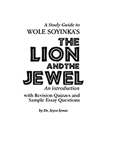 the lion and the jewel Search for notes by fellow students, in your own course and all over the country browse our notes for titles which look like what you need, you can preview any of.