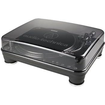 Audio Technica AT-LP1240-USB Direct Drive DJ Turntable