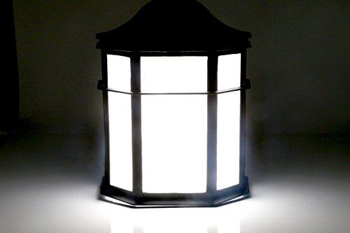 Led Photocell Wall Light : Photocell Dusk to Dawn LED Outdoor Wall Light, 23W 120W Equiv. , Energy Star Vintage Style ...