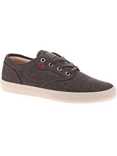 Chaussures Globe Tweed Noir Red Motley homme skateboard de Black TTrxznq15