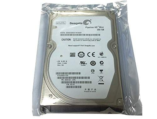 Compaq Notebook Hard Disk - Seagate 250GB 5400RPM 8MB Cache SATA 3.0Gb/s 2.5