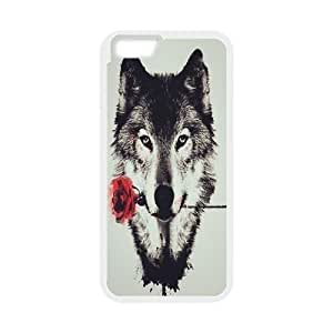 "LSQDIY(R) Teen Wolf iPhone6 Plus 5.5"" DIY Case, Brand New iPhone6 Plus 5.5"" Plastic Case Teen Wolf"