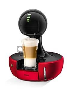 Krups KP350510 Máquina de café en cápsulas 0.8L Negro, Rojo ...