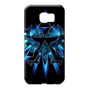samsung galaxy s6 covers Back Protective phone carrying skins triforce
