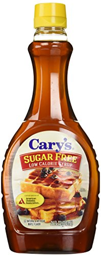 Cary's Sugar Free Syrup, 24 - Store Cary