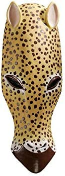 Design Toscano African Serengeti Tribal-Style Animal Wall Mask Jaguar