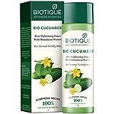 Biotique Bio Cucumber Pore Tightening Toner, 120ml