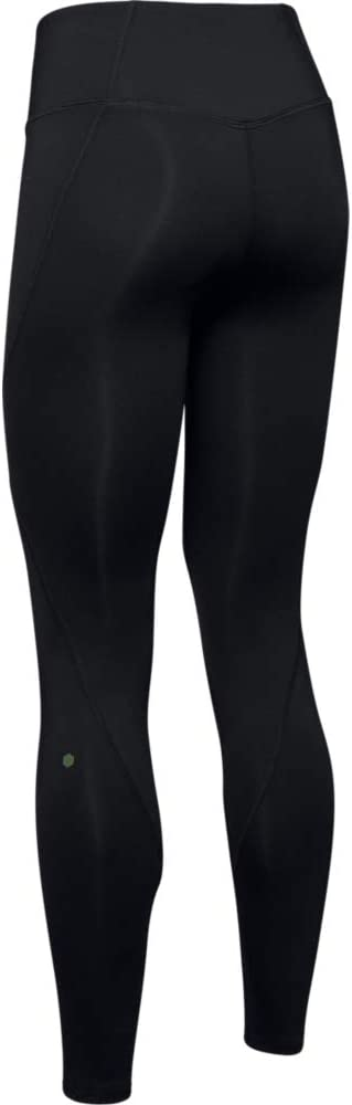 Noir Taille Fabricant : XS Noir-Noir Under Armour Rush Collant Femme FR