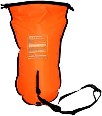 防水ドライバッグ 20L PVC +ナイロン