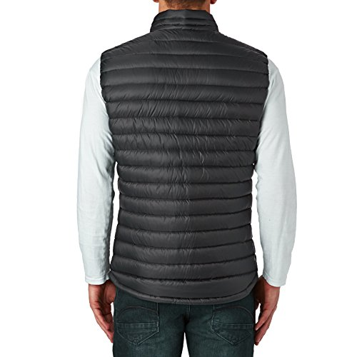 Rab Microlight Down Body Warmer Beluga Squash