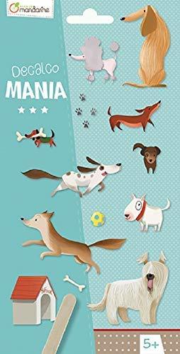 Avenue Mandarine de Perro decalco Mania Papel