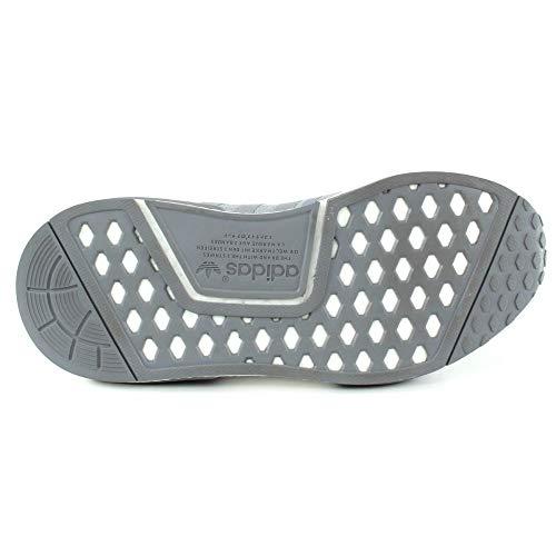 Adidas Pk W Femme r1 ftwr grey Gymnastique Nmd De grey White Gris Chaussures rBxgB