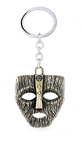 The Mask Keychain Key Ring TV Show Series Novelty Auto/Boat House -