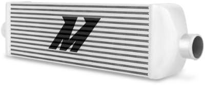 Mishimoto MMINT-UJ Universal Race Edition Intercooler J-Line Silver