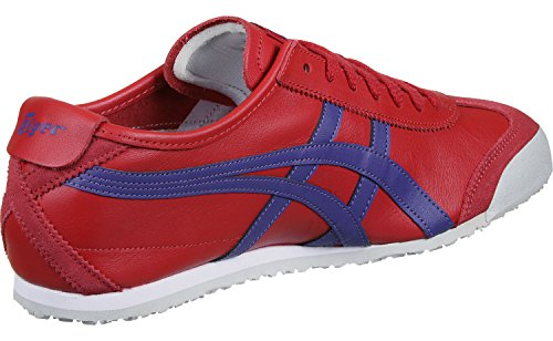 Baskets Rouge 66 Mexico Basses Asics Mixte Red Blue True Adulte Asics qfEYxwY