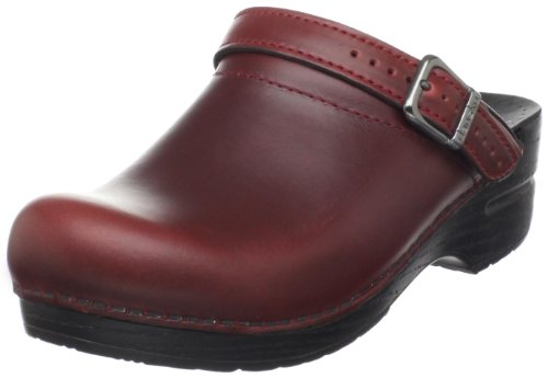 Dansko Women's Ingrid Oiled Full Grain Clog