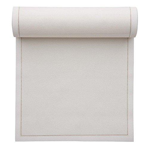 Cotton Dinner Napkin - 12.6 x 12.6 in - 12 units per roll - Ecru by MYdrap (Image #2)