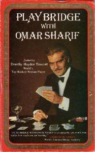 Play Bridge With Omar Sharif VHS