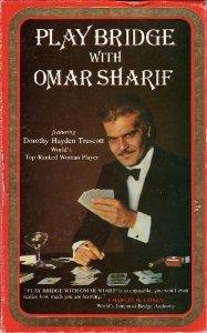 Play Bridge With Omar Sharif VHS