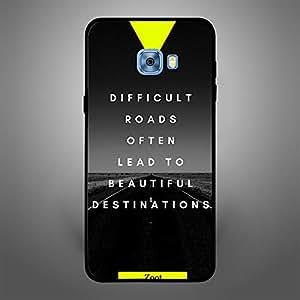 Samsung Galaxy C5 Difficult Roads