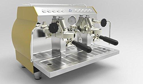 220 volts 50 Hz Chef Essentials KC-11.2H Coffee Machine Copper boiler commercial Espresso coffee maker High capacity boiling Cafe machine