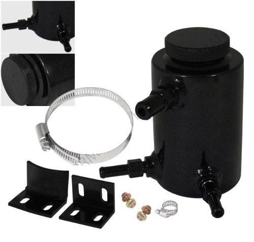 Universal T6061 Aluminum Power Steering Fluid Reservoir Tank (Aluminum Power Steering Tank)