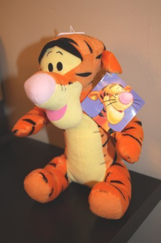 - Disney's Tigger Stuffed Character Toy